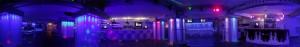 Panoramica 360 Discoteca Shangó, Santiago de Compostela