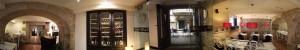 Panoramica 360 Restaurante Central, Santiago de Compostela
