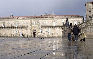 Visita virtual del Hostal de los Reyes Catolicos www.hostalreyescatolicos.descubregalicia.com