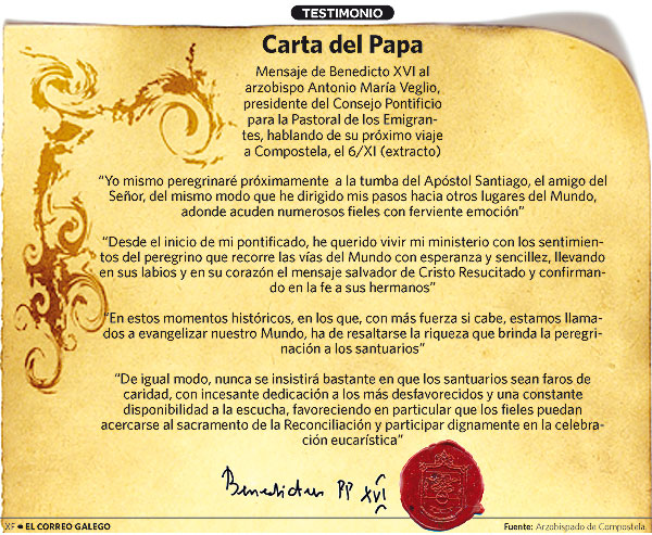 Carta Papal descubregalicia