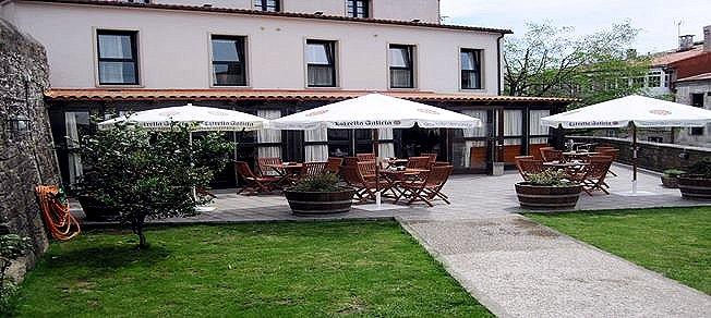 Hotel Bonaval visita virtual www.hotelbonaval.descubregalicia.com