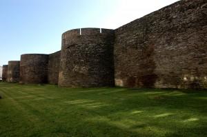 Visita virtual de Lugo en www.descubregalicia.com